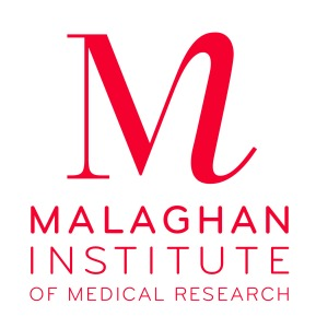 Malaghan_logo_stacked_red