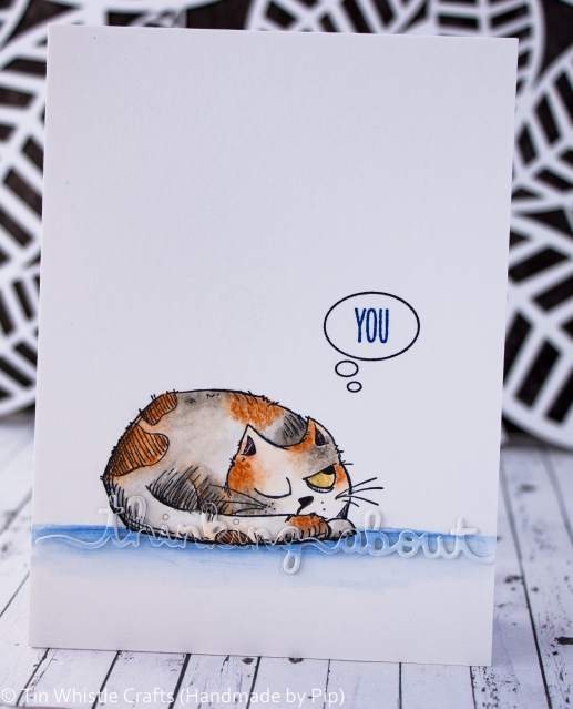 Thinking Cat-1-2