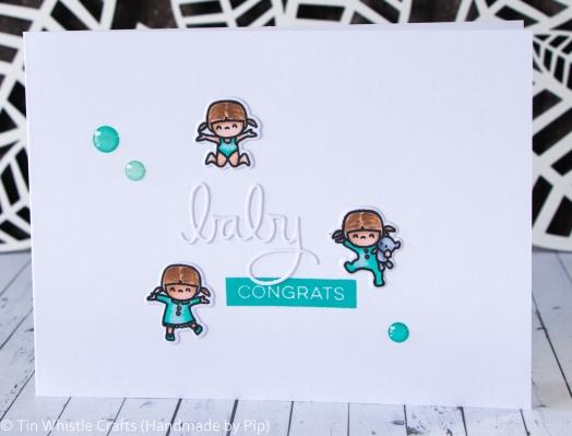 Baby congrats girl-1